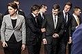 V.Dombrovskis piedalās Eiropadomes sanāksmē (8779967391).jpg