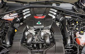 Alfa Romeo Giulia (952) - 2.9 L V6 Quadrifoglio Twin Turbo engine