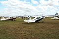 VH-ZCB Champion 7GCAA Citabria Explorer Sunshine Aerobatics and VH-ZCA American Champion 7GCAA Citabria Adventure Aerobatics Australia (9269970815).jpg