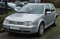 Volkswagen Golf IV po liftingu