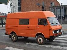 volkswagen lt wikipedia