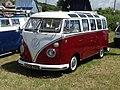 VW T1 split screen Samba Bus (1965) (27507129963).jpg
