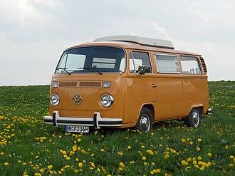 Volkswagen Transporter - T2b Camper