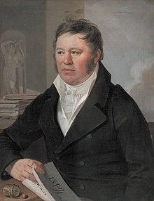 Václav Jan Křtitel Tomášek (Source: Wikimedia)