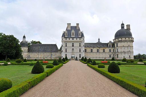 Valencay - Le Chateau 01