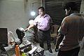 Vallabhbhai Jhaverbhai Patel Bust in Progress - Kolkata 2016-08-30 6466.JPG