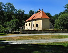 Valy, Lepějovice, church 2.jpg