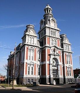 Van Wert County, Ohio County in Ohio, US