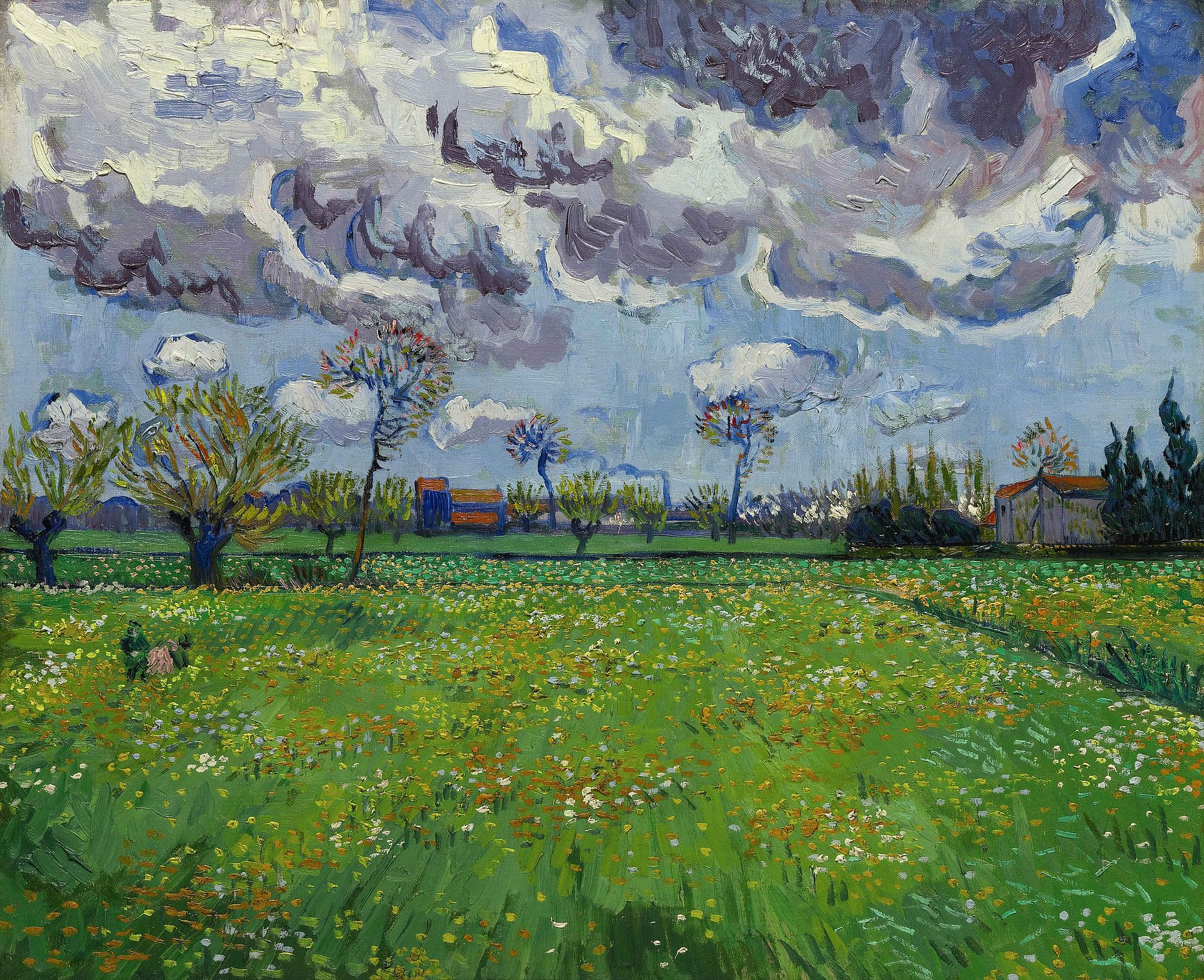 Van Gogh - Wiese mit Blumen unter Gewitterhimmel.jpeg