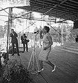 Vara-landdag in Berg en Bos . Optreden van Josephine Baker, Bestanddeelnr 912-6455.jpg