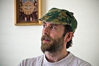 Burzum - Image: Varg Vikernes