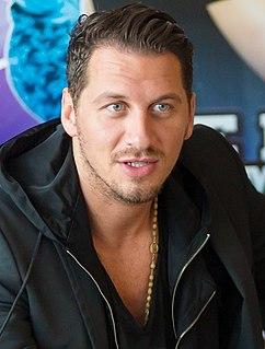 Csaba Vastag Hungarian singer