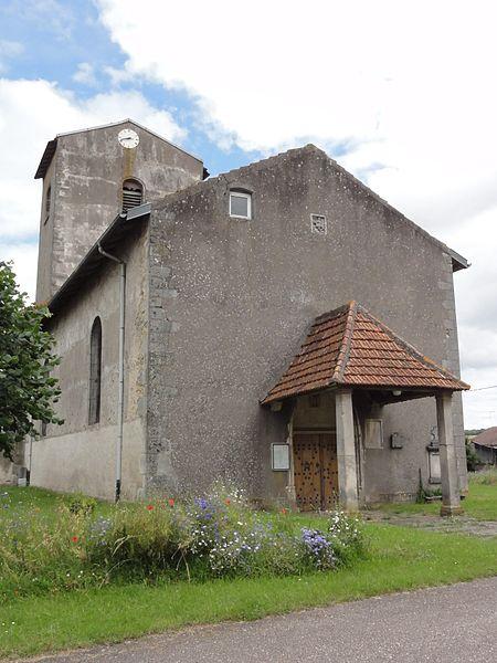 Vaudeville (M-et-M) église