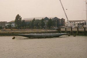 Velsheda - Velsheda in 1996