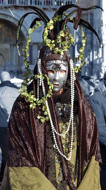 English: Carnival of Venice.