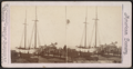 Vessel in lock, Erie Canal, Buffalo, N.Y, from Robert N. Dennis collection of stereoscopic views.png