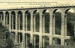Le viaduc du Parfond du Gouët