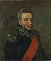 Portrait of Victor Amadeus Landgraf zu Hessen-Rotenburg