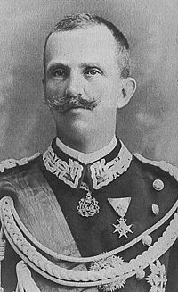 Viktor Emanuel III. (um 1905)