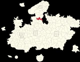 Chanderi (Vidhan Sabha constituency)