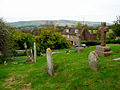 View from St Mary's Graveyard - geograph.org.uk - 594681.jpg