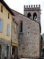Villefranche-de-Conflent - Église Saint-Jacques - Extérieur -4.jpg