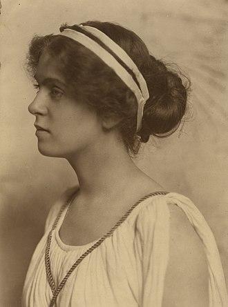 Virginia Brissac - Virginia Brissac (c.1903)