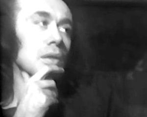 Vito Acconci - Acconci in 1973