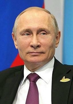 Vladimir Putin (2017-07-08) (cropped)