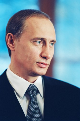 Vladimir Putin 4 January 2000