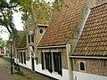 Vlieland - Badweg - View SW on Het Armhuis.jpg