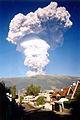 Volcán Guagua Pichincha durante su erupción - panoramio.jpg