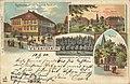 Volkersheim, Niedersachsen - Gastwirtschaft von Heinrich Wolker; Rittergut; Schloss (Zeno Ansichtskarten).jpg