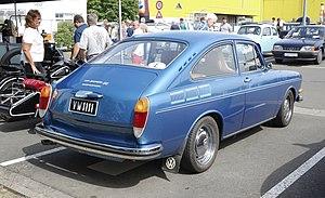 Volkswagen Type 3 - 1600 Fastback