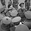 Voorbereidingen en onderhandelingen tot de capitulatie in Wageningen Prins Bern, Bestanddeelnr 900-2801.jpg