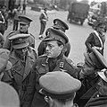 Voorbereidingen en onderhandelingen tot de capitulatie in Wageningen Prins Bern, Bestanddeelnr 900-2804.jpg