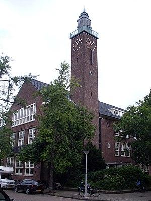 Vossius Gymnasium - Vossius Gymnasium in Amsterdam