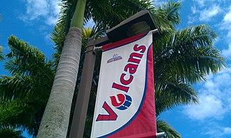 University of Hawaii at Hilo - Vulcans banner