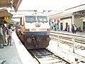 WDP 4 ^20020, on tow Mysore-Chennai Shatabdi - panoramio.jpg
