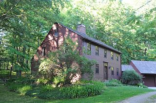 Wickham Road Historic District United States historic place