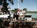 WL-Sénégal-Podor-le Bou El Mogdad et un vieux rafiot.jpg