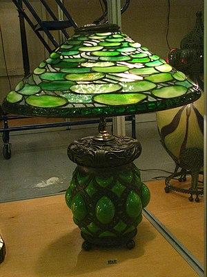 Tiffany lamp - Table lamp c.1900-1906