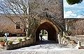WLM14ES - Entrada al recinte del Castell de Milmanda, Conca de Barberà - MARIA ROSA FERRE.jpg