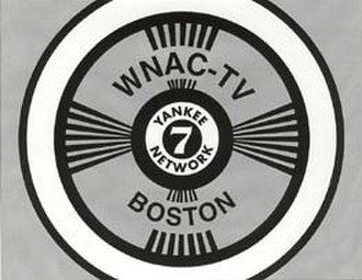 WNAC-TV (defunct) - Test pattern used by WNAC-TV Boston in its early years