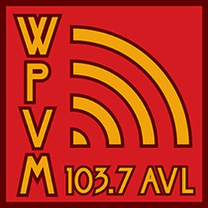 WPVM-LP - Image: WPVM Logo socialmediaicon 2inch