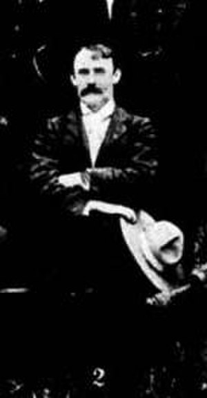 William S. Edmiston - Edmiston in 1897, in the Diamond Jubilee planning committee group photo
