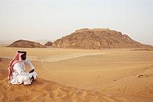 Area protetta di Wadi Rum, in Giordania