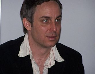 Wallace Langham - Langham at Royal Victoria Dock, London, England, October 28, 2006