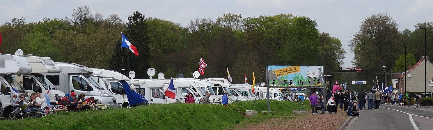 Wallers - Paris-Roubaix, le 13 avril 2014 (03).JPG