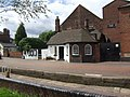 Walsall Branch Canal -Toll House at Walsall Top Lock - geograph.org.uk - 884507.jpg